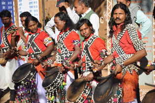 Shilpgram Festival 2012 Photos Udaipur